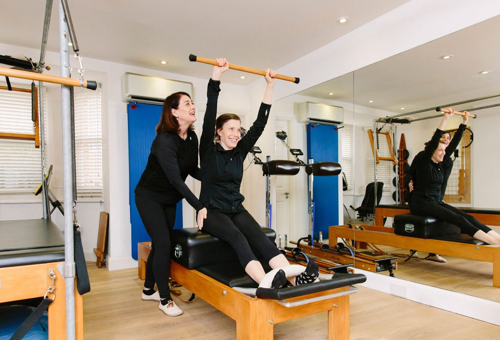 Studio Pilates Training