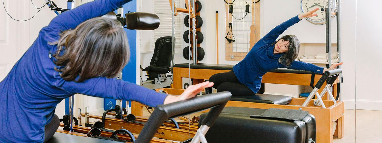 Studio Pilates Training (Liza)
